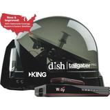 King DISH Tailgater Pro with Wally Receiver, Model DT4950