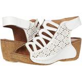 Inocencia - White - Spring Step Heels