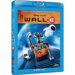 BLU-RAY Wall-E - Der letzte räumt die Erde auf Hörbuch