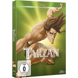 BLU-RAY Tarzan (Disney Classics) Hörbuch