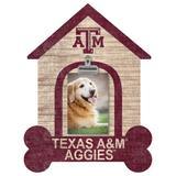 """""""Texas A&M Aggies Dog Bone House Clip Frame"""""""