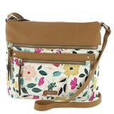 RELIC By Fossil Riley Crossbody Bag Floral/Multi/White