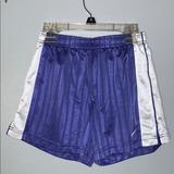 Nike Shorts | Blue Soccer Shorts (Youth Medium) | Color: Blue/White | Size: Mj