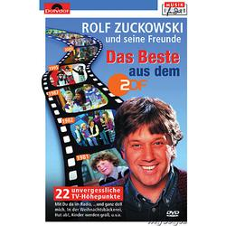 DVD Rolf Zuckowski und seine Freunde: Das BESTE aus dem ZDF Hörbuch
