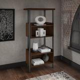 Bush Furniture Architect 4 Shelf Bookcase - ACB131MW-03