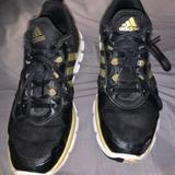 Adidas Shoes   Adidas Cross Trainer Mens Size 9.5   Color: Black/Gold   Size: 9.5