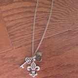 American Eagle Outfitters Jewelry   American Eagle Silver Charm Necklace   Color: Silver   Size: Os