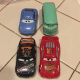 Disney Toys | Disney Set Car Toy | Color: Green/Red | Size: One