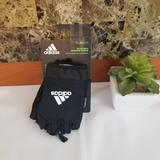 Adidas Accessories | Adidas Essential Gloves, White, Small | Color: Black | Size: S