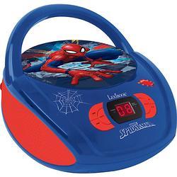 Spider-Man CD-Player blau/rot