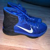 Nike Shoes | Basketball Shoes | Color: Black/Blue | Size: 8.5