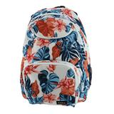 Roxy Girls' Shadow Swell Backpack White