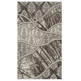 Jewel Brown 2' x 3' Area Rug by BrylaneHome in Brown
