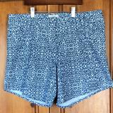 Adidas Shorts   Adidas Shorts Size 14   Color: Blue/White   Size: 14