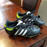 Adidas Shoes | Adidas Kids Soccer Cleats | Color: Black/Green | Size: 12b