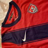 Nike Tops   2010 Usa Soccer Jersey~Size Youth M Fits Xs Adult   Color: Blue/Red   Size: Youth M