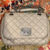 Michael Kors Bags   Beautiful Michael Kors Purse With Chain Strap   Color: Gray   Size: Os