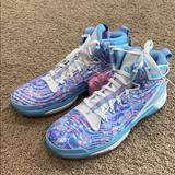 Adidas Shoes | Adidas D Rose 6 Boost Easter Pe Basketball B72601 | Color: Blue/Pink | Size: Various