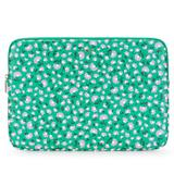 Kate Spade Accessories | Kate Spade Green Floral Laptop Sleeve | Color: Green/Purple | Size: Os