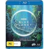Blue Planet 2 | aka Blue Planet II | Documentary | 3 Discs | Region B