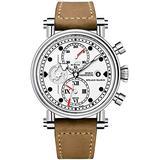 Speake Marin Seafire Chronograph, Limited Edition Dial, Nubuck Strap,Piccadilly Titanium Case Watch