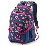 High Sierra Loop Backpack, 19 x 13.5 x 8.5-Inch, Bloom