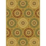 Modern Ivory Cream Rug Multiple Size Rugs 8x12 Rug Contemporary Dining Room Rugs Ivory Large 8x11 Rugs Bedroom Carpet (Large 8'x12')