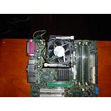 Genuine Dell F4491 Main System Motherboard with Video for Dimension 4600 Systems Dell Part Numbers: N2828, E210882 (Renewed)