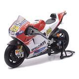 New Ray New 1:12 Motorcycles Collection - RED Ducati Moto GP 2015 Ducati DESMOSEDICI - Andrea LANNONE #29 Model Car Toys