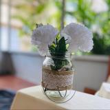 Anthropologie Accents   Anthropologie Floral Holder   Color: White   Size: Os