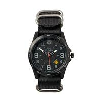 5.11 Men's Field Water Resistant Military Tactical Watch, Style 50513, Black