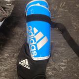 Adidas Accessories   Adidas Ghost Youth Soccer Shinguards Boys New   Color: Blue   Size: Various