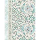 Patina Vie Clutch Journal, Size 8.75 H x 6.75 W x 1.2 D in | Wayfair 9033004