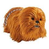 Pillow Pets Chewbacca - Disney Star Wars Stuffed Animal Plush Toy, Brown