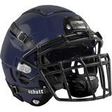 Schutt F7 VTD Adult Football Helmet Navy