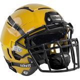 Schutt F7 VTD Adult Football Helmet Gold