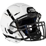 Schutt F7 VTD Adult Football Helmet Matte White