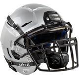 Schutt F7 VTD Adult Football Helmet Metallic Silver