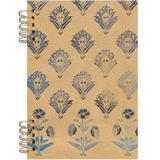 Patina Vie Kraft Spiral Journal, Size 8.37 H x 6.37 W x 1.1 D in   Wayfair 1087103