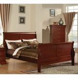 Alcott Hill® Smithwick Sleigh Bed in White, Size 62.0 W x 90.0 D in | Wayfair 9AAA412A86BE458CA25767C94D49E6B7