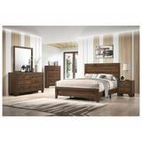 Red Barrel Studio® Aslti Queen Standard 4 Piece Bedroom Set Wood in Brown | Wayfair D51648C2B87247CC90D387AD6ABD8DB2
