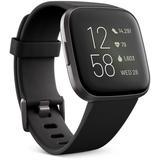 Versa 2 - Black - Fitbit Watches