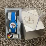 Disney Accessories | Beauty And The Beast Watch Nib Vintage | Color: Blue | Size: Os