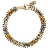 Crystal-embellished Choker - Yellow - Vivienne Westwood Necklaces