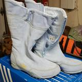Adidas Shoes   Adidas Baby Blue Suede Ugg Type Boots   Color: Blue   Size: 9.5