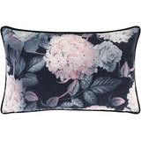 """Moree 14"""" X 22"""" Traditional Black/Blue/Charcoal/Deep Teal/Light Pink/Off-White/Pale Blue/Rose/Sage Pillow Cover - Hauteloom"""