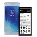 Large Capacity 3500mAh Standard Li-ion Battery for MetroPCS Samsung Galaxy J7 Star SM-J737T1 Phone