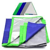 """Playset Tarp Replacement - Swing Set Canopy Replacement - Canopy for Swing Set - LightWeight - 52""""×90"""" - Playground Canopy Replacement - Waterproof and UV Protection-(Green,Blue,Grey)"""