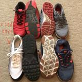 Nike Shoes   4 Pairs Of Nikes Lot   Color: Red/White   Size: 10.5