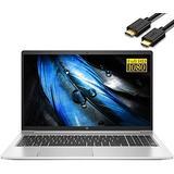 "2021 HP ProBook 450 G8 15.6"" IPS FHD 1080p Business Laptop (Intel Quad-Core i5-1135G7 (Beats i7-8565U), 8GB RAM, 256GB PCIe SSD) Backlit, Type-C, RJ-45, Webcam, Windows 10 Pro + IST HDMI Cable"